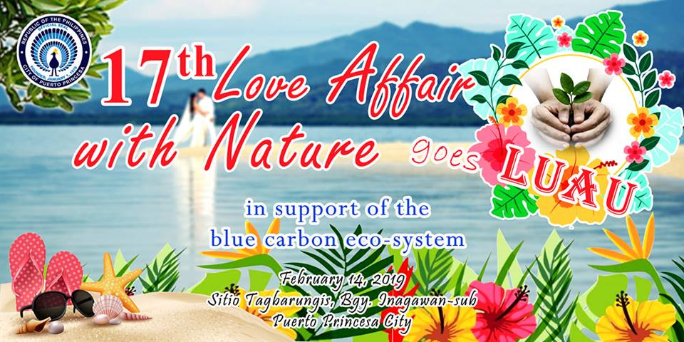 Puerto Princesa to celebrate 17th Love Affair with Nature