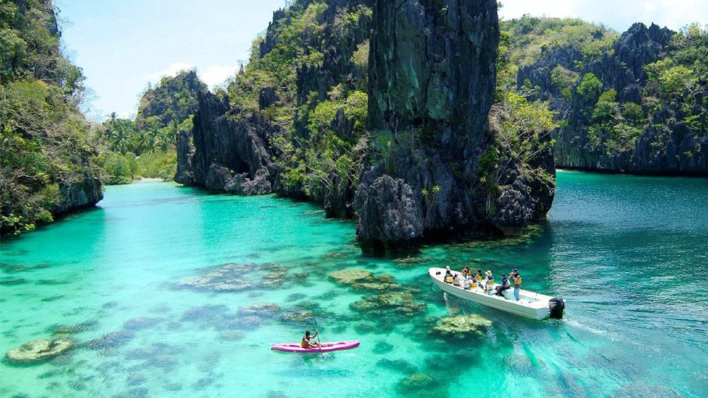 El Nido, Palawan. Photo by Koran Dorbane.