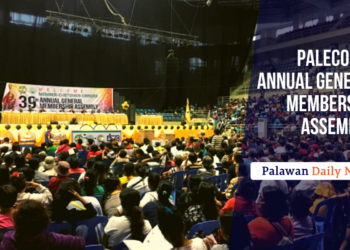 PALECO 39TH ANNUAL GENERAL MEMBERSHIP ASSEMBLY   Photo by Mike Escote / Palawan Daily News