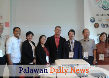 Participants of the 11th East HAB and 4th Philippine HAB (Harmful Algal Bloom) Symposium. Photo by Diana Ross Cetenta/Palawan Daily News