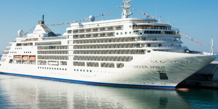 Cruise Ship Silver Spirit (cruisemapper.com)