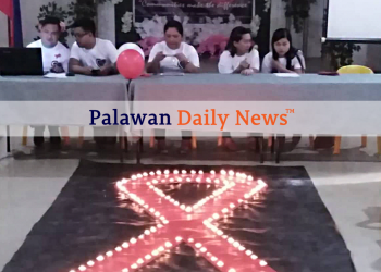 The World AIDS Day forum at Narra, Palawan. Photo by Hanna Camella Talabucon/Palawan Daily News