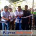 The ribon-cutting of Balay Silangan Reformation Center in Narra, Palawan. Photo by Hanna Camella Talabucon/Palawan Daily News