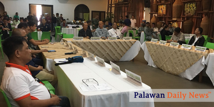 The Palawan Task Force on Ending Local Communist Armed Conflict or PTF-ELCAC Summit 2019 at VJR Hall, Capitol Complex. Photo by Melvin Garvilles/Palawan Daily News