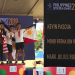 Kevin Pascua wins gold at the 30th SEA Games. Photos from Paolo Pascua's Facebook
