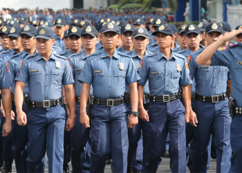PNP file photo
