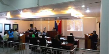 The City Council. Photo by Gillian Faye Ibañez/Palawan Daily News