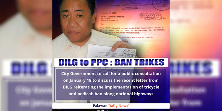 Puerto Princesa City Councilor Elgin Damasco.