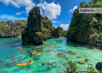 El Nido's Big Lagoon. Photo by Melvin Garvilles/Palawan Daily News