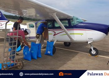 PPCWD cloud seeding operations in May 2019  Photo courtesy of PPCWD