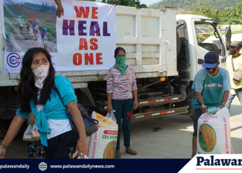 Coral Bay Nickel Corporation donates P8.5 million to fight against COVID-19