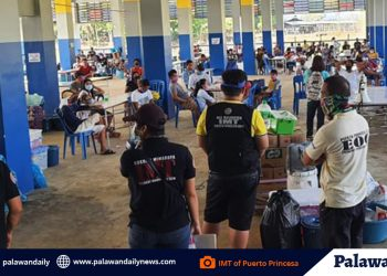 Photo courtesy of Incident Management Team of Puerto Princesa