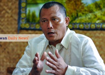 Narra Mayor Gerandy Danao (Sev Borda III / PDN File Photo)