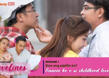 Palawan Daily Istoryahe presents Lovelines first episode