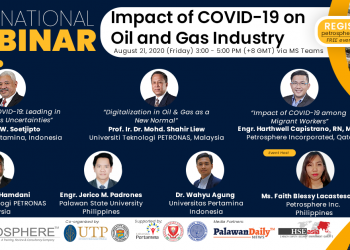 International Webinar on Oil and Gas Industry