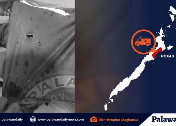 Photo courtesy of Palawan Rescue 165 Program Manager Richristopher Magbanua