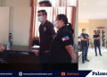 DOH MIMAROPA Regional Director Dr. Mario S. Baquilod visited the Palawan Provincial Emergency Operations Center (EOC), Provincial Incident Command Post, at Provincial Testing Facility for COVID-19 in Brgy. Irawan.