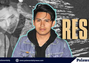Palaweño rapper 'Respi' wants to Praise God thru Rap songs